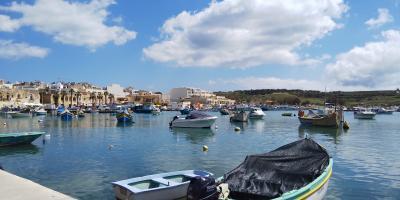 マルタ島 おばちあちゃんになる前の 一人旅
