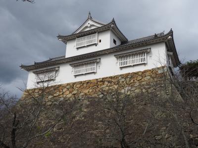 九州・岡山旅行その7 津山へ