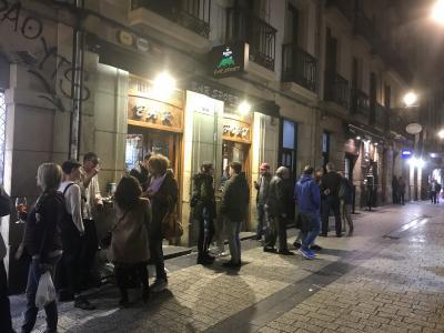 2019年 フランス~スペイン レンタカーで巡る旅(14) サン・セバスチャン