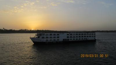世界遺産:エジプト観光・Part4.ナイル川クルーズ