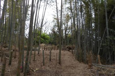葛原岡から野村研究所跡