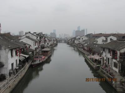 江南周遊(33)京杭大運河。