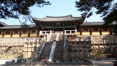 韓国南部周遊