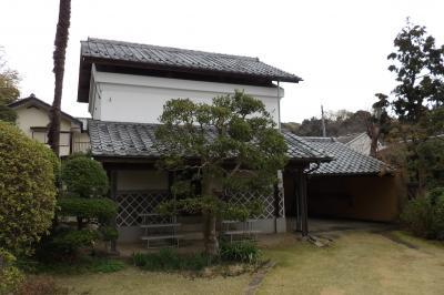 鎌倉市常盤にある土蔵
