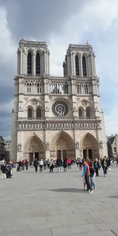 ユーロスターでパリへ