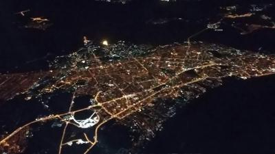 キャセイパシフィック航空ビジネスクラスで行くマドリード・バルセロナ旅行1