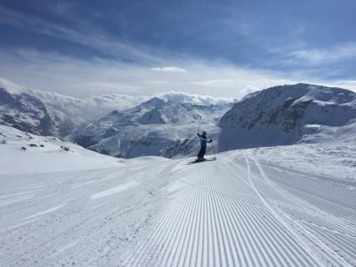 2019年 春 ヨーロッパスキー フランス ティニュ