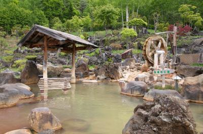 食を求めて再び北へ!4ヶ月ぶり北海道の旅③豊平峡温泉へ日帰り旅行、そして帰宅