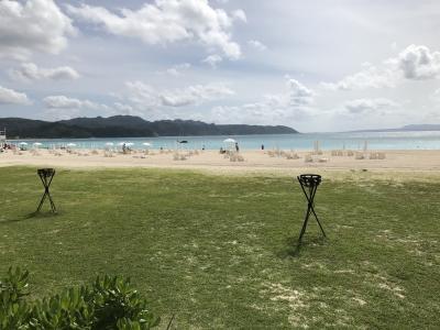 のんびり沖縄旅行3 オクマプライベートビーチ&リゾートその1