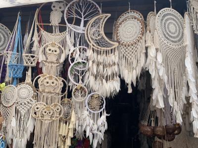 バリ島のお土産にも流行りがあります。