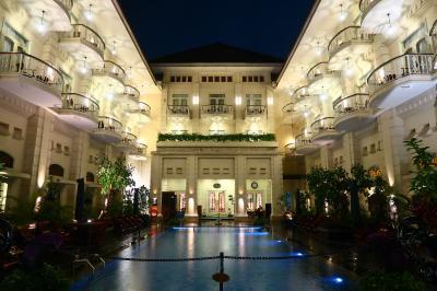 1歳4か月の娘と旧正月インドネシア15★おすすめクラシックホテル ~The Phoenix Hotel Yogyakarta~
