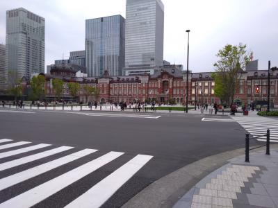 東京観光  散歩  TokyoStation
