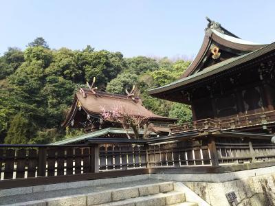 吉備路の神社仏閣をドライブ、3社・3寺を巡る。