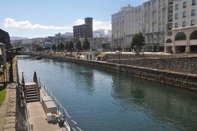 家族旅行 IN 小樽運河 パート 2