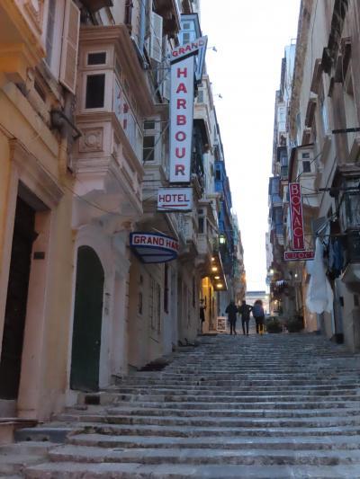 マルタ島 おばちあちゃんになる前の 一人旅 つづき2