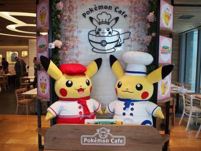 【長男とおでかけ】ポケモンセンタートウキョーDX&ポケモンカフェ