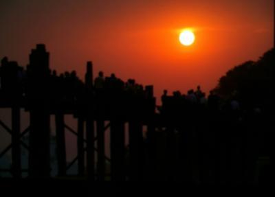 東南アジア2019 � マンダレー(ミャンマー)