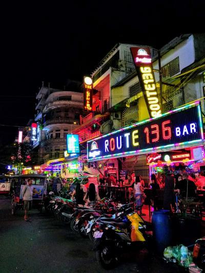 ベトナム、ホーチミンから陸路でカンボジア、プノンペンへ