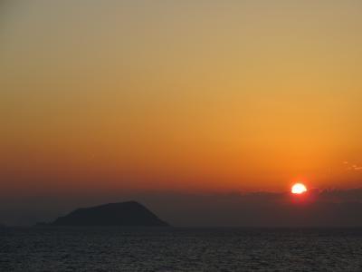 コスタネオロマンティカで西日本巡りNo.4 (3日目) 豊後水道を通って釜山へ