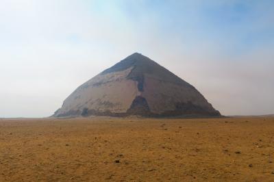 エジプト5日間の旅⑤~ピラミッド~