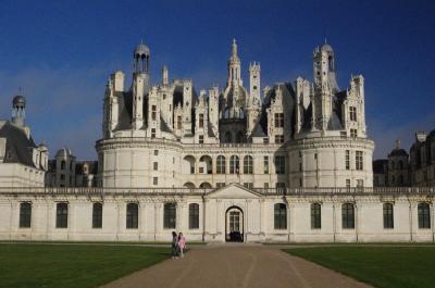 2019年 フランス~スペイン レンタカーで巡る旅(17) ロワール地方の城巡り