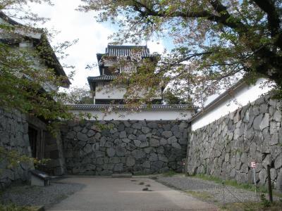博多界隈歴史探訪(2)福岡城址舞鶴公園散策 街歩き定時ツアー参加 冷泉町「はかた太志」で夕食