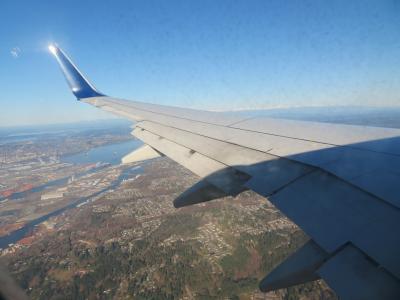 ニューアムステルダム号で行くパナマ運河・中米周遊クルーズ⑫デルタ航空で帰国編