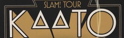 KAATO SLAM!TOUR JAPAN 2019 @ZIRCO TOKYO