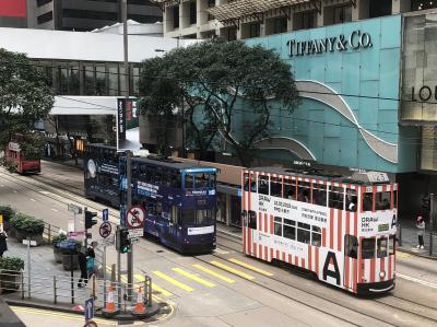2019.3 香港 ③ 1歳と3歳を連れて香港へ  ディズニーホテルめぐりと街歩き