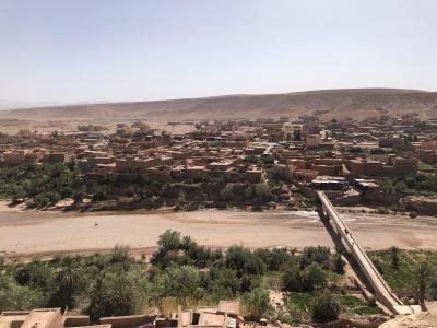 モロッコと癒しのポルトガル ②アイドベンハットゥ