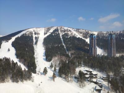 2018-19シーズン 7回目の北海道は、滑り納め。 トマム