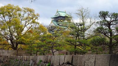 大阪城公園の花見をしました 上巻。