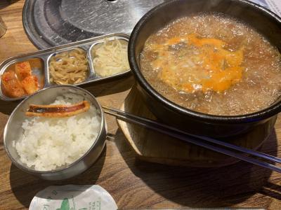 名古屋駅西口で韓国料理