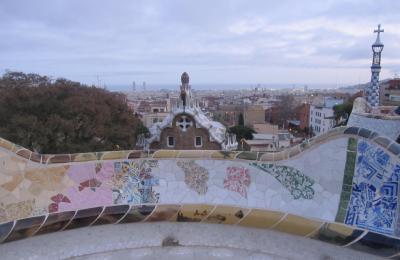 ポルトガル、スペイン周遊12日間④バルセロナ2日間