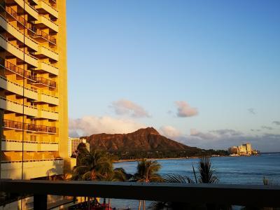 恒例のハワイ旅行①