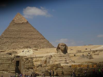 世界遺産:エジプト観光・Part6.ギザのピラミッド