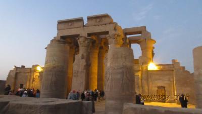 世界遺産:エジプト観光・Part7.コム・オンポ神殿