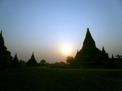 ミャンマー ラオス タイへ旅行してきました-1