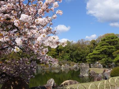 京都でのんびり(ホテルグランヴィア京都 泊)