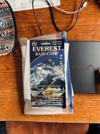 エベレスト街道274㌔巡礼の道を歩く登る 1、中国南方航空格安チケットの落とし穴