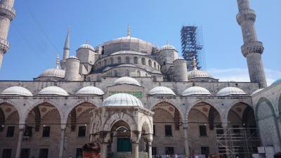 2018.6 トルコ周遊11日間のツアーに一人で参加してみた〈9〉9日目 イスタンブール