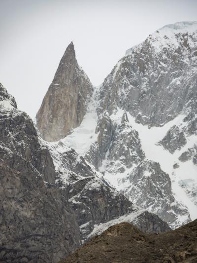 パキスタン フンザ2019・・・(3)春まだ浅いフンザ「デュイケル」ウォーキング