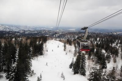 春まだ遠し! 大雪山旭岳は氷点下の吹雪だった!