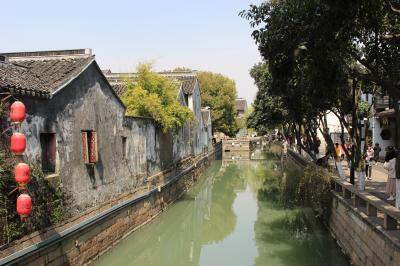 上海蘇州'19②~蘇州の世界遺産と上海