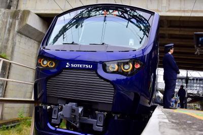 相模鉄道「相鉄・JR直通線用新型車両『12000系』一番試乗会」に訪れてみた