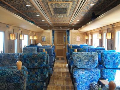 日本三大車窓を見に行こう!九州3県を3時間で縦断、豪華観光列車かわせみやませみ、いさぶろしんぺいの旅
