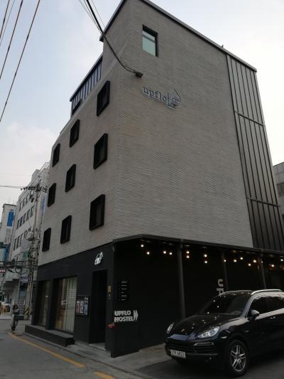 春のソウルから韓流めぐり2019(1)「アップフローホステル」