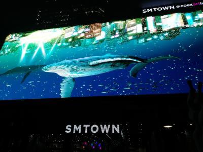 春のソウルから韓流めぐり2019(2)「COEX・SMTOWN」