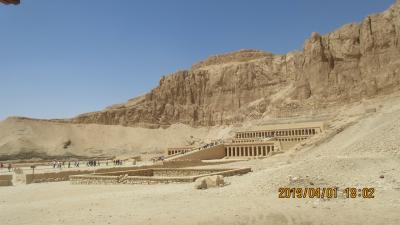 世界遺産:エジプト観光・Part10.ルクソール西岸