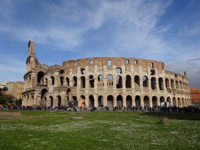 2019 ローマ&イタリアの小さな街+ちょっぴりイスタンブール ⑤ローマ2日目 水道橋、アッピア街道、コロッセオなど <後半>